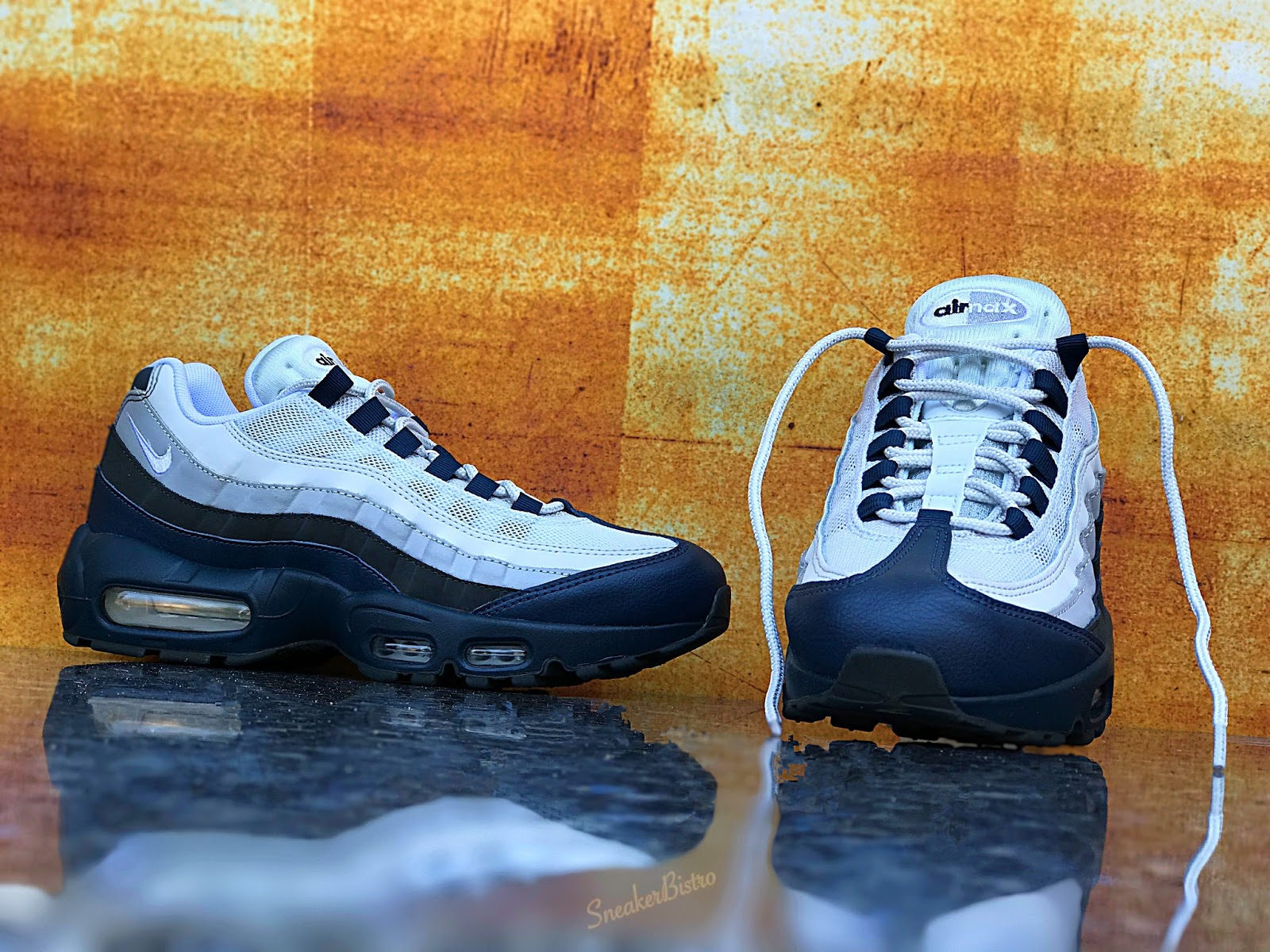 e23d6ee99e SNEAKER BISTRO - Streetwear Served w| Class: Nike Air Max 95 Armory ...