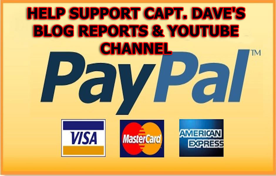 Find my reports & video's useful? Why not say THANKS, and DONATE to the cause
