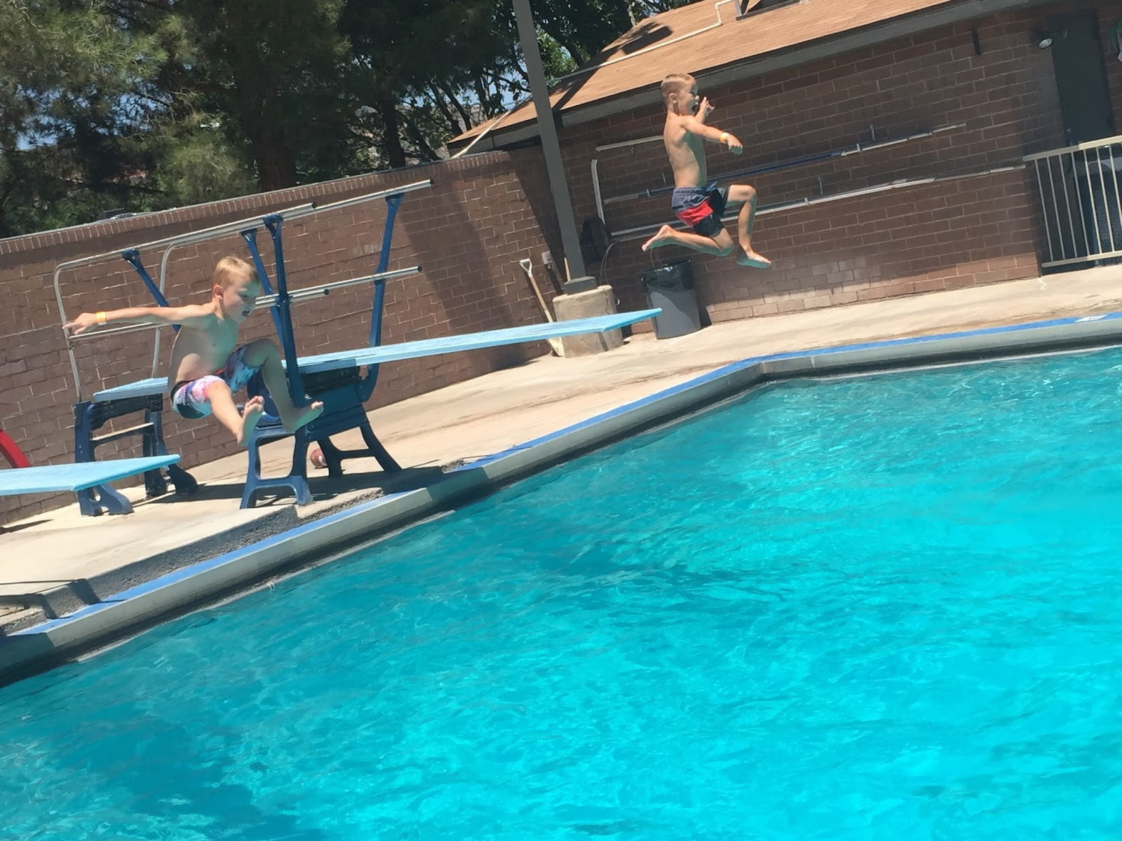 The Kelvington Family First Thing Swimming