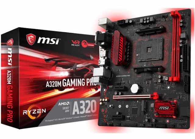 MSI-A320M-Gaming-Pro