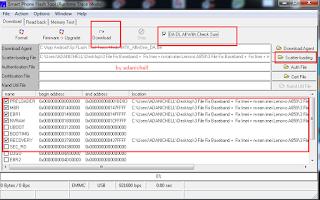 Cara Mengembalikan Imei serta Baseband di Lenovo A859
