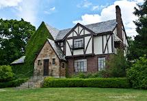 Old English Tudor Style Houses