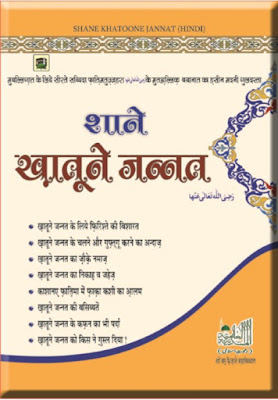 Download: Shan-e-Khatoon-e-Jannat pdf in Hindi