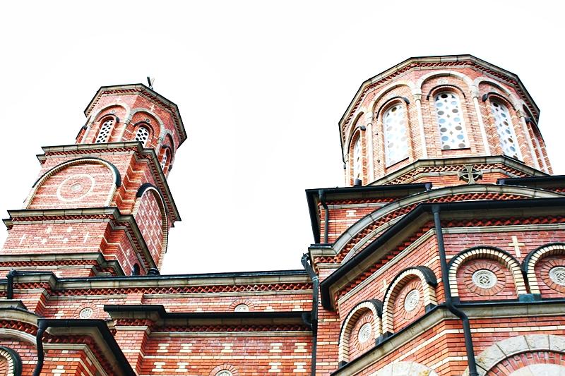 crkva manastira Djunis