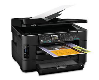 Epson WorkForce WF-7520 Printer Driver Download