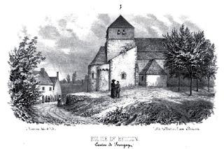 patrimoine de l'Allier église de Besson