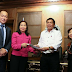 A promise fulfilled! PAGCOR turns over P5 billion to Duterte to kickstart 'Botika Ng Masa' revival
