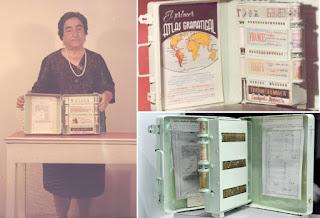 Angela Ruiz Robles a teacher, inventor of the ebook