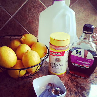My Master Cleanse