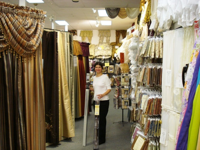New Rochelle Now: The Curtain Shop- Beyond Bed and Bath