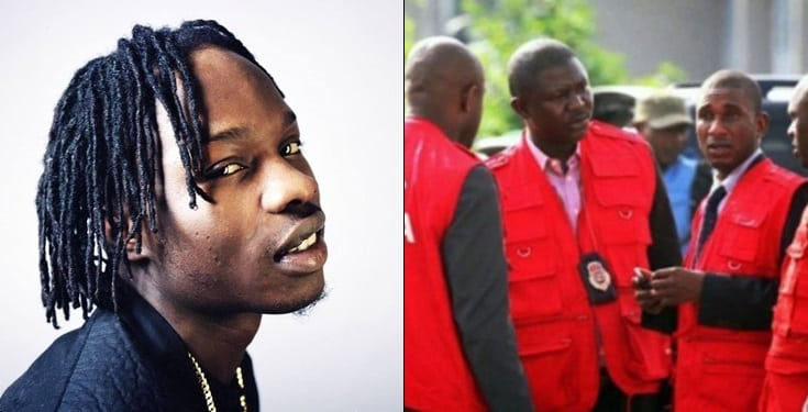 EFCC gives reasons for arresting Naira Marley