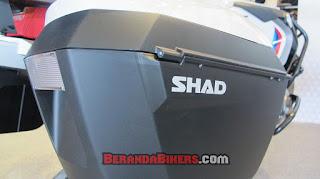 IMOS 2016: Shad launching Side Box baru, semok abis brads!