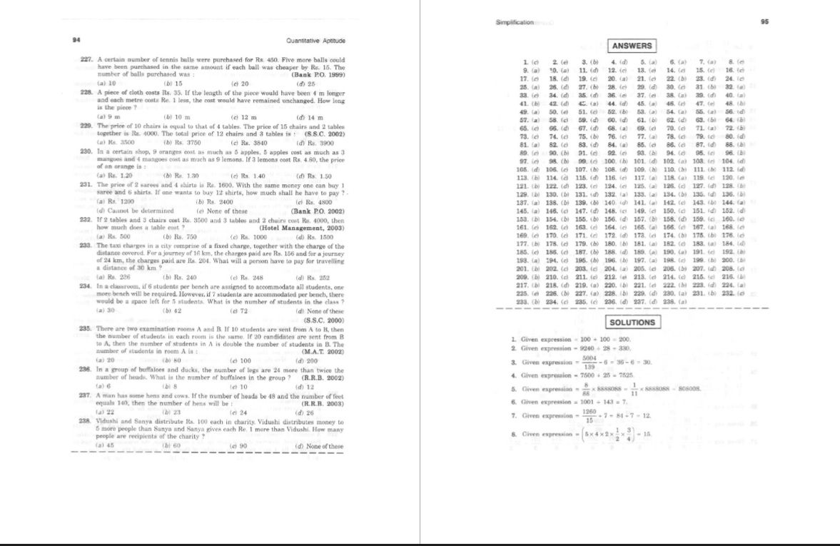 Icse Class 8 Maths Book Solutions rs aggarwal maths book