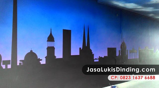 Jasa Lukis Mural | Jasa Mural Jakarta
