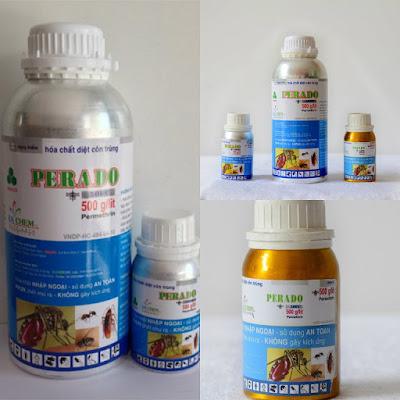 Thuốc diệt côn trùng  Perado 50EC