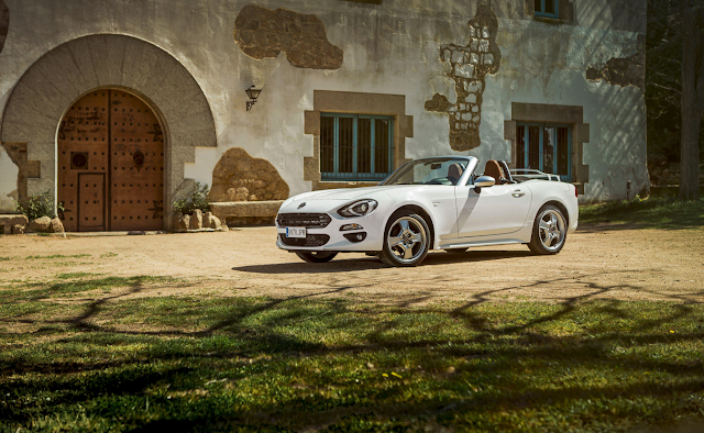 Fiat 124 Spider Abath