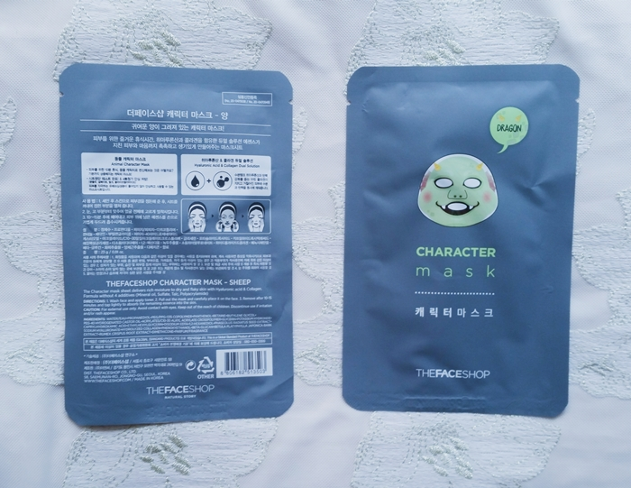 faceshop character mask