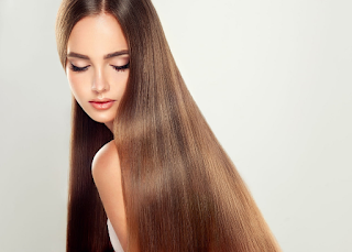 أسرع الطرق لتطويل وتنعيم الشعر