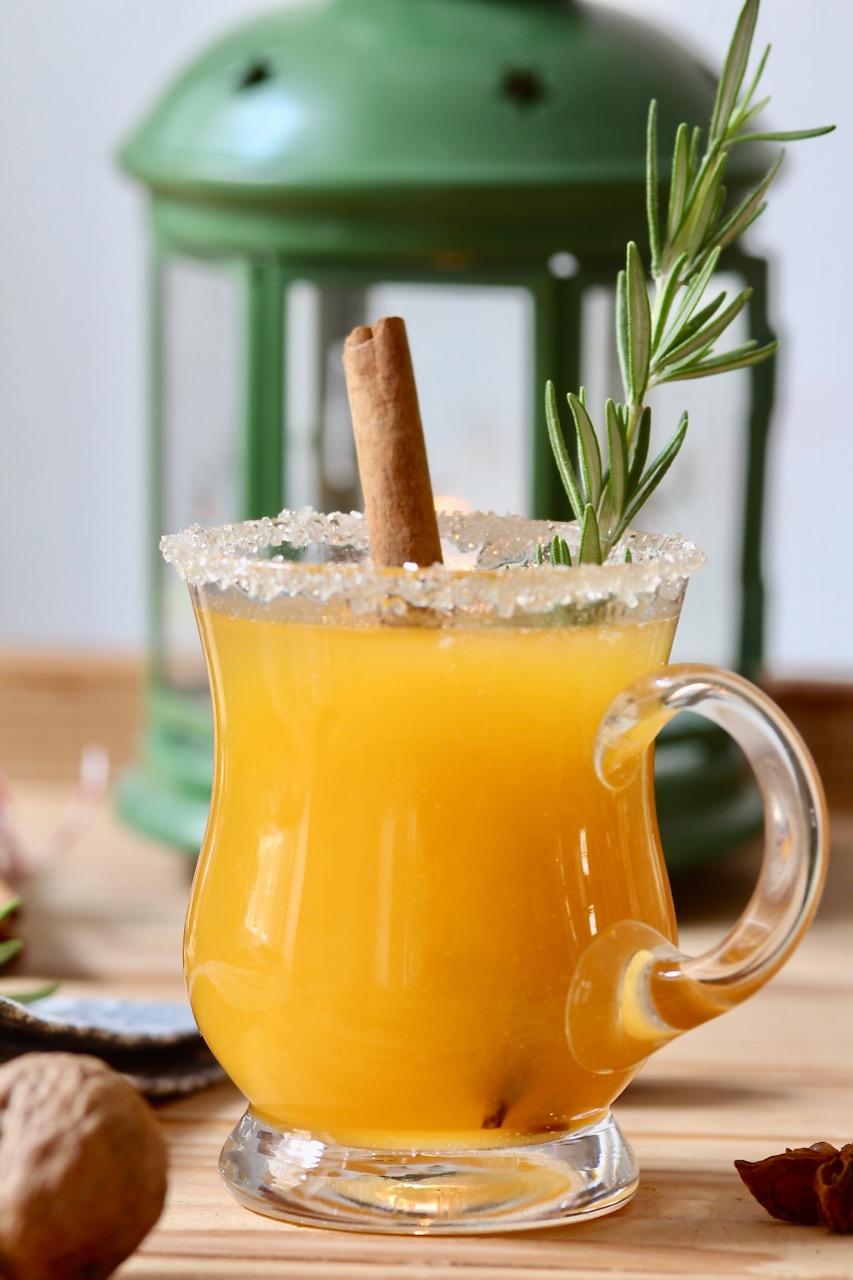 Alkoholfreier Aprikosenpunsch Rezept