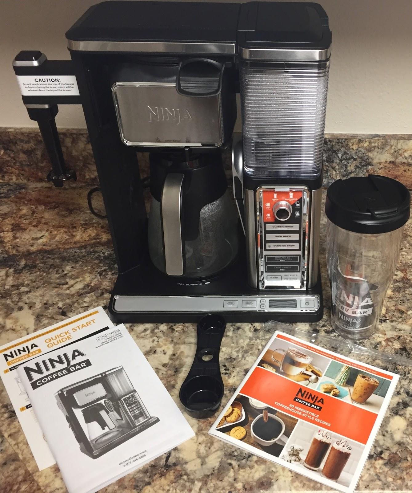 Across the Avenue: 2016 Holiday Gift Guide: Ninja Coffee Bar Brew ...