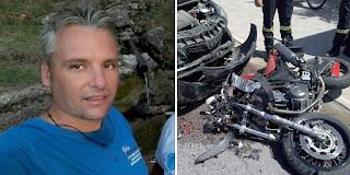 Πάτρα: Θρήνος για τον 36χρονο αστυνομικό που σκοτώθηκε λίγο μετά τη βάπτιση του γιου του