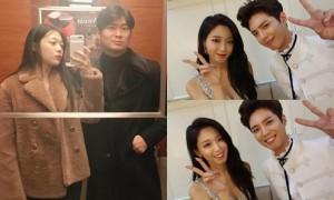 Sao Hàn 30/12: Seol Hyun gợi cảm bên Park Bo Gum, Sulli hẹn hò bạn trai