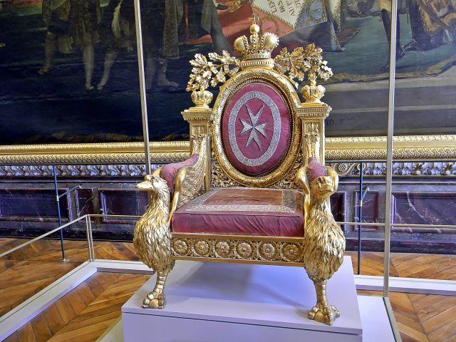 meble Wersalu, pałac, sztuka