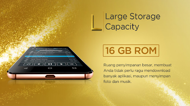 Storage Advan i5A 4G LTE