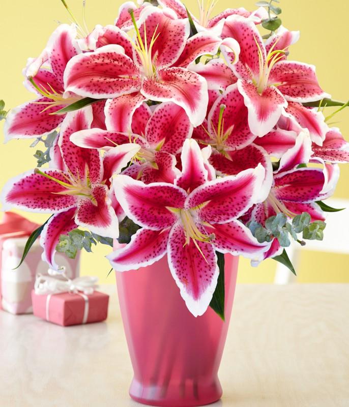 Send Birthday Flowers