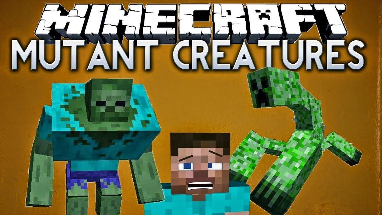 Mutant Creatures [1.7.10] [1.7.2] [1.6.4] / Моды для ...