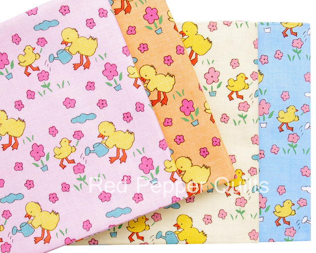 Toy Chest - Penny Rose Fabrics | Red Pepper Quilts 2015