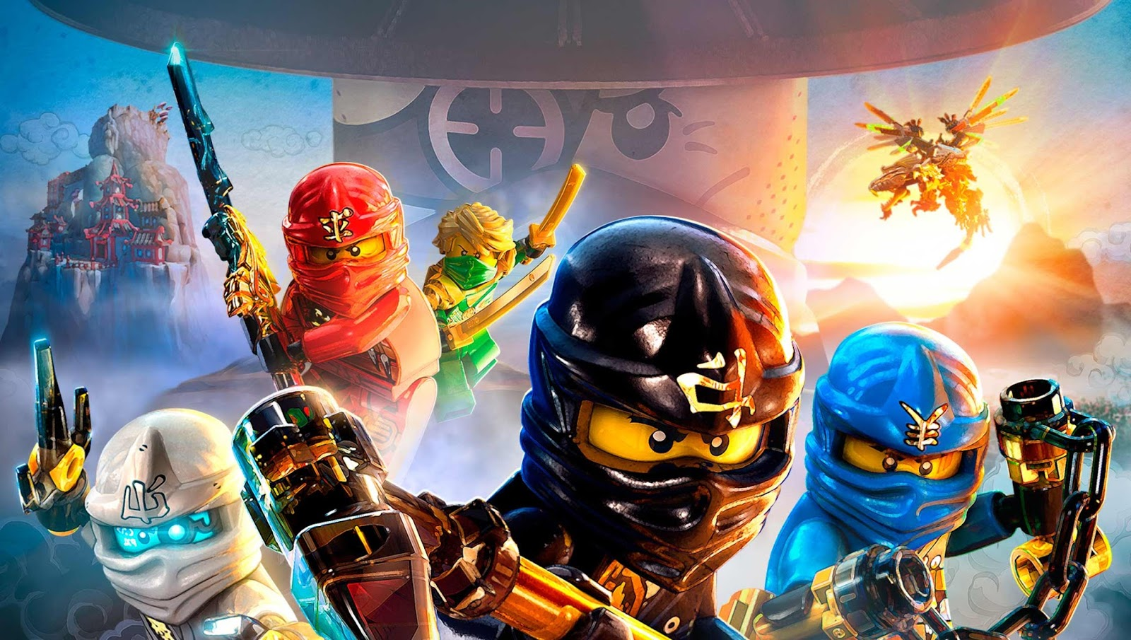 "Warner Bros anuncia elenco de vozes estelar de ""The LEGO Ninjago Movie"""