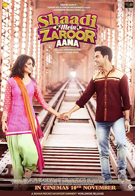 Shaadi Mein Zaroor Aana 2017 Hindi WEB-DL 480p 200Mb HEVC x265