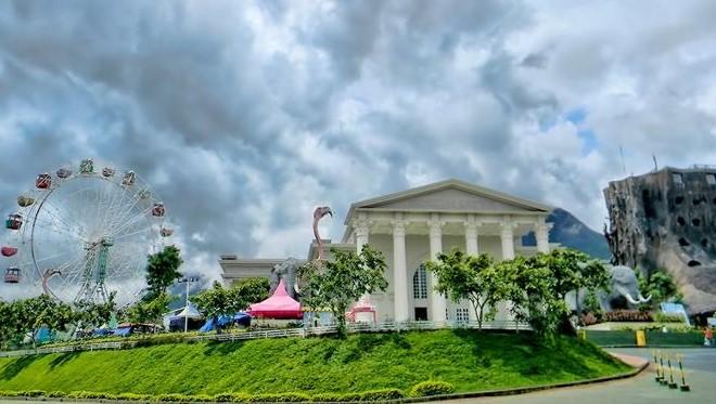Harga Tiket Masuk Jatim Park 2 Juli S D Agst 2019