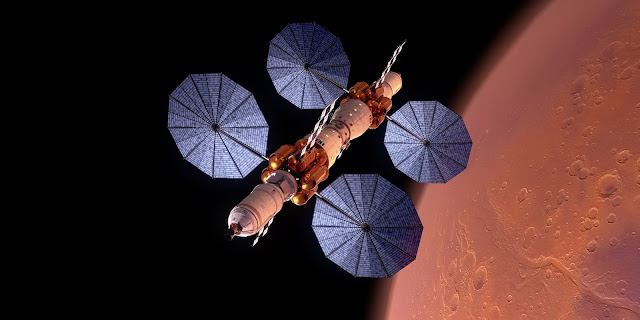 Lockheed Martin Mars Base Camp