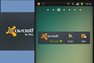 Avast Mobile Security for Android.