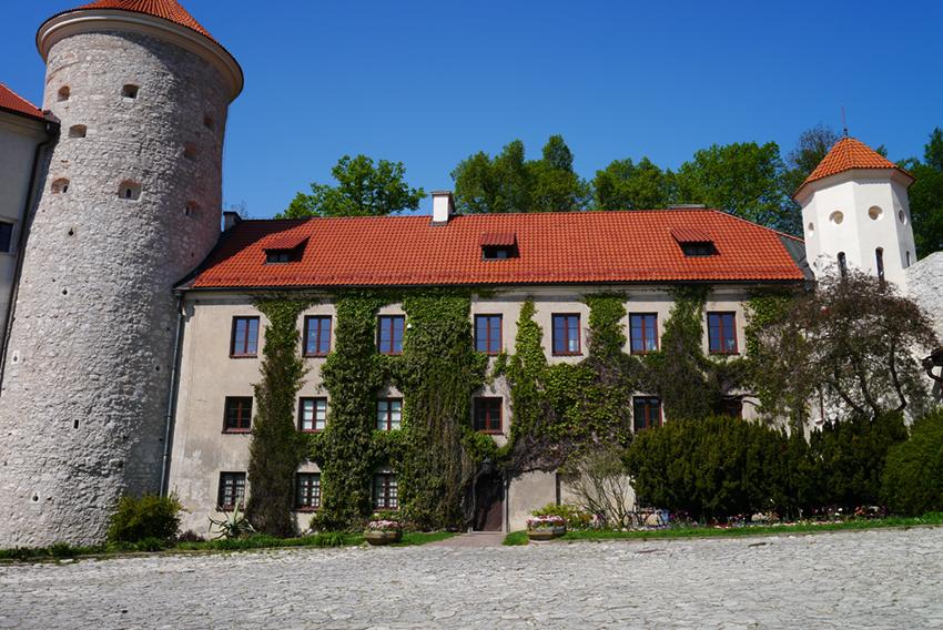 Zamek Pieskowa Skała - jak dotrzeć?