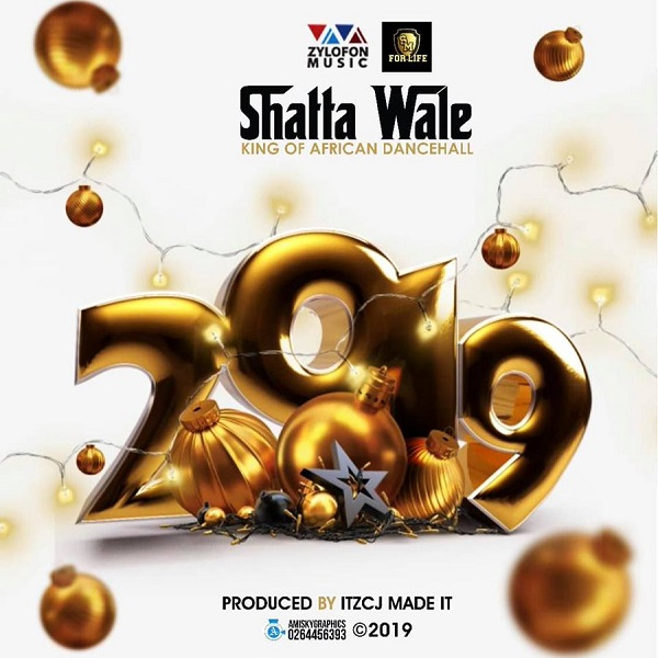 NEW MUSIC: Shatta Wale - 2019