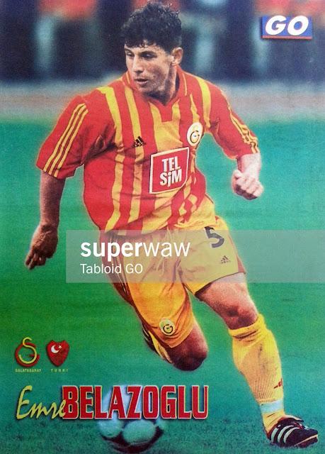 Emre Belazoglu (Galatasaray 2000)