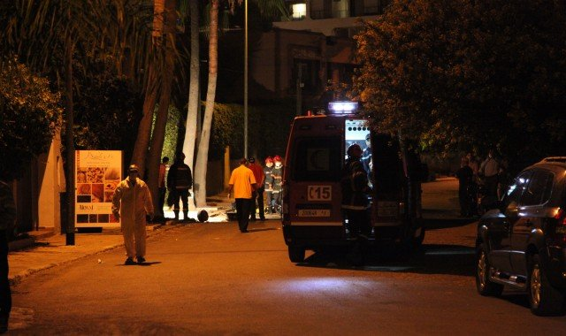 Assassinat d'un couple de Marocains Juifs à Casablanca.