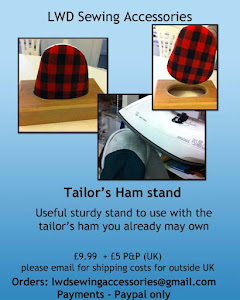 Tailor's Ham stand