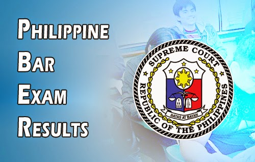 Results: November 2017 Philippine Bar Exam (List of Passers and Topnotchers)