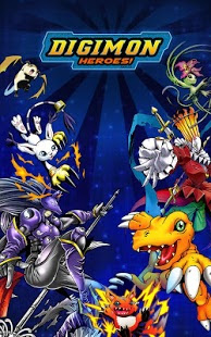 Digimon Heroes! APK Mod (Unlimited FP)