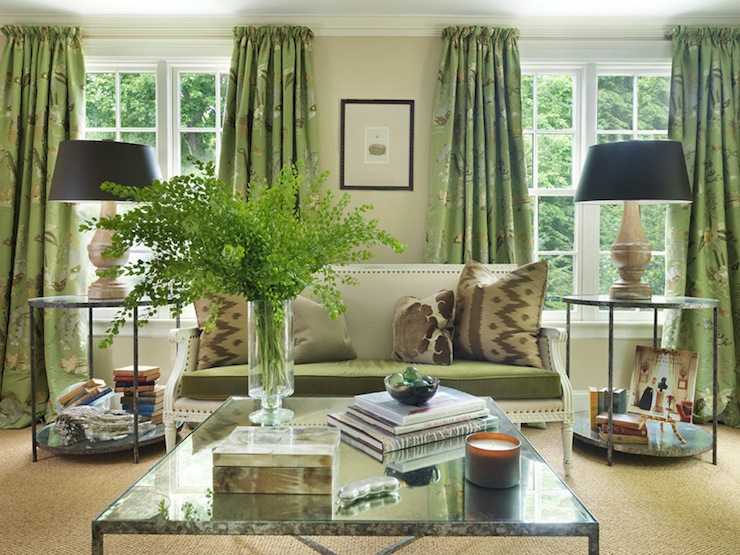 50 Pictures Of Classic Green Living Room Models