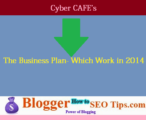 Cyber Cafe Business Plan, Small business, make money