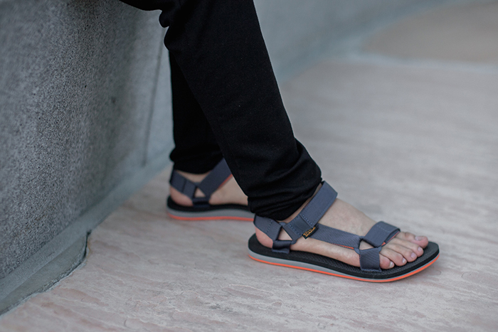 scarpe uomo sandali