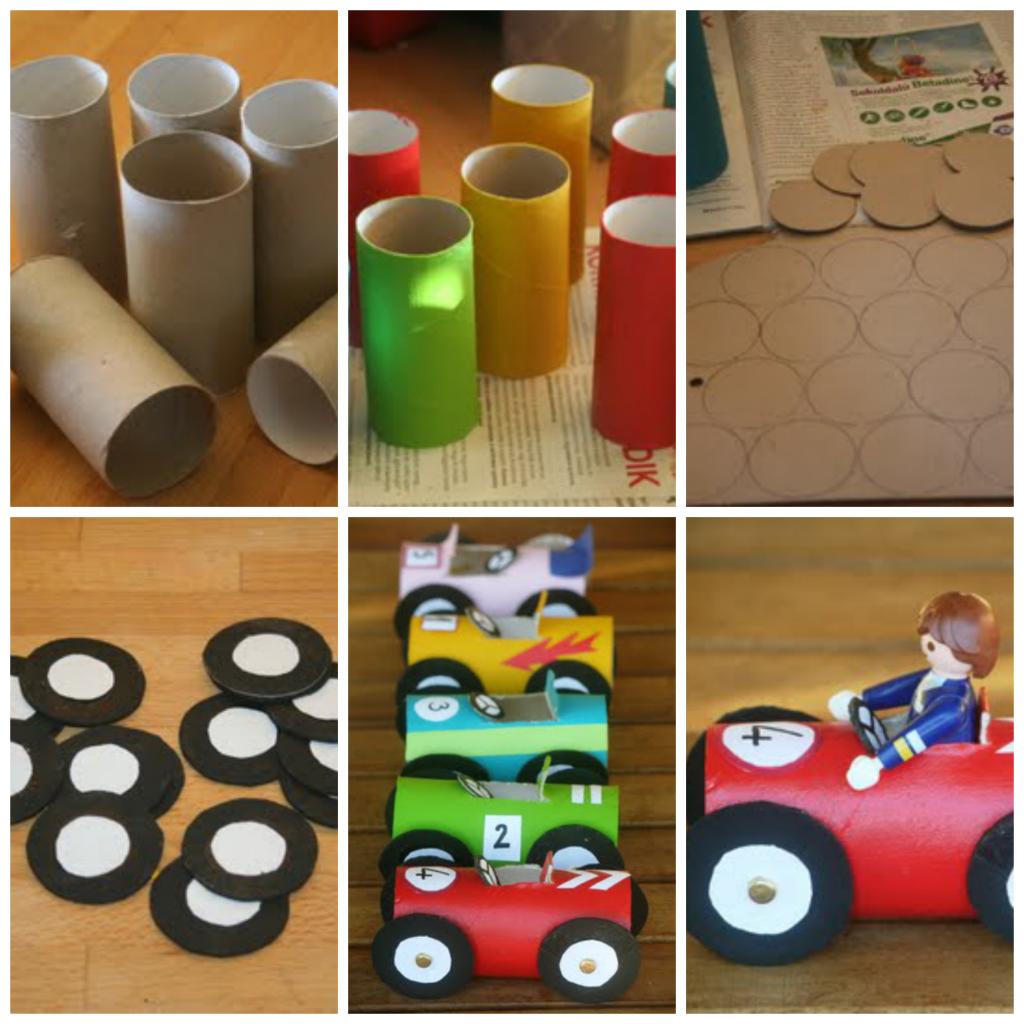 2 a y b de primaria 2017 2018 reciclaje manualidades - Ver como hacer manualidades ...
