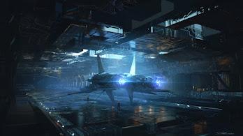 Sci-Fi, Spacecraft, 4K, #4.1045