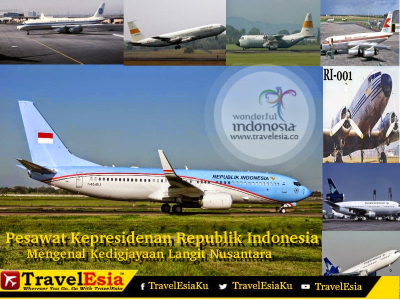 Pesawat Kepresidenan Republik Indonesia : Mengenal ...