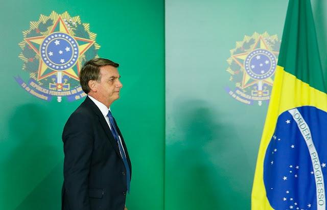 Jair Bolsonaro tem menor base desde Fernando Collor